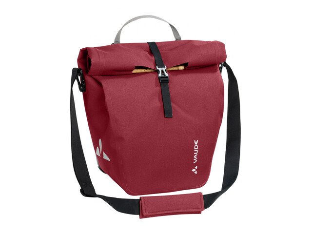 VAUDE Comyou Back Single Pannier-laukku, darkred